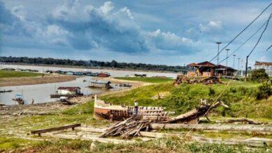Foto de Vereadores de Benjamin Constant pedem socorro para municipio isolado pela seca