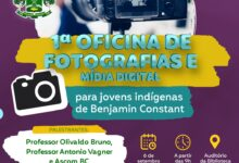 Foto de Benjamin Constant (AM) vai realizar Oficina de mídia digital para jovens indígenas