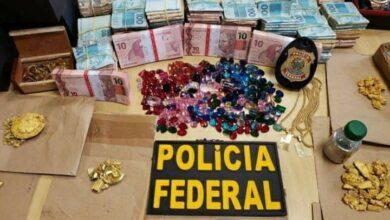 Foto de Polícia Federal deflagrou a Operação Alóctonas no município de Japurá/AM