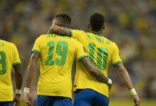 Foto de Eliminatórias: com brilho de Neymar e Raphinha, Brasil goleia Uruguai