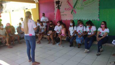 Foto de Ações da Campanha Outubro Rosa e Verde são realizadas em Tabatinga (AM)